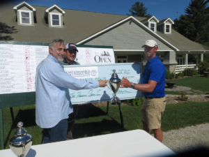 Danny Balin - Winner of the Preserve Open 2017